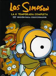 Los Simpsons Temporada 6