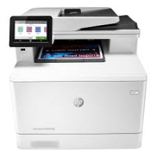 <b>HP Color LaserJet Pro</b> MFP M479fdw Printer - Office Depot