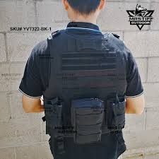 Mastiff <b>Outdoor Tactical Vest</b> Armor Carrier Combat Airsoft Paintball ...