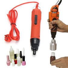<b>Handheld Electric Bottle</b> Capping Caps Sealer Sealing Capper ...