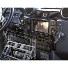 Classic <b>Mini</b> Double DIN Car Stereo Under Tray <b>Pocket Fascia</b> ...