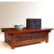 large rice chest coffee table asian inspired coffee table