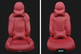 <b>Чехлы на сиденья</b> с подголовниками (<b>разные</b> цвета)