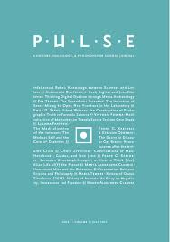 pulse a history sociology philosophy of science journal issue pulse a history sociology philosophy of science journal issue 1 by pulse a history sociology philosophy of science journal issuu