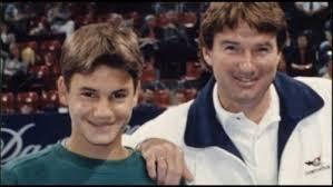 Rodger Federer & Jimmy Connors | Deportes | Pinterest | Roger ... via Relatably.com