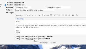 out of office message examples that work when you rest