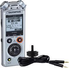 Диктофон <b>Olympus LS</b>-<b>P1</b> Video <b>Kit</b>, серебристый V414141SE010 ...