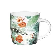 Кружка Kitchen Craft Palm Leaf 425мл KCMBAR132 ... - ROZETKA