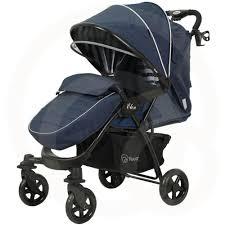 Купить <b>прогулочную коляску Rant Elen</b> Trends Lines blue в ...