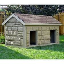 Dog house    porch  terrace  three windows and closing doors    Insulated Dog Houses   Insulated Dog House For Sale   Garmin Astro Dog