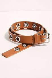Baby Heidi Leather Belt
