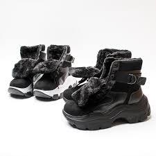 <b>Fujin Women Boots</b> Platform <b>2019</b> New Winter Plush Fur <b>Shoes</b> ...