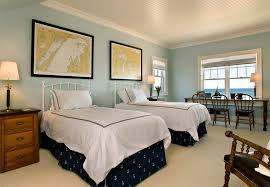 Bedroom For Two Twin Beds Creative Two Twin Beds In One Room By Two Beds 13564