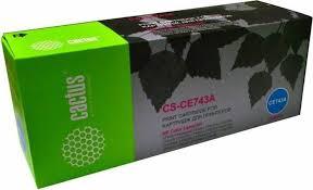 Тонер-<b>картридж Cactus CS</b>-CE743AR для HP LJ Pro CP5220 ...