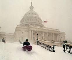 Image result for dc snowmageddon capitol