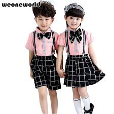 WEONEWORLD 2016 Summer <b>Korean</b> Fashion <b>Children's Sets</b> ...