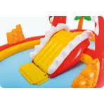 <b>Надувной</b> детский <b>бассейн INTEX</b> Игровой центр Веселый <b>Дино</b> ...