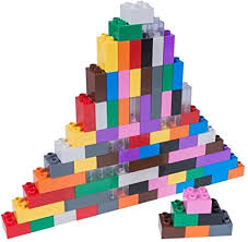 Amazon.com: Strictly Briks - 84 Pieces - <b>12 Rainbow Colors</b>