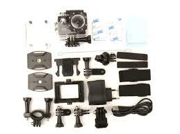 <b>Экшн</b>-<b>камера Palmexx 4K</b> Wi-Fi Action Camera UltraHD Black PX ...