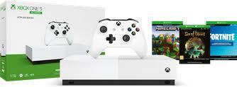 Купить <b>Игровая приставка Microsoft Xbox</b> One S All-Digital Edition ...