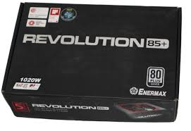 <b>Блок питания Enermax Revolution</b> 85+ 1020W - недосягаемая ...
