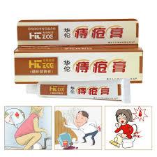 25g <b>Hua Tuo Hemorrhoids</b> Cream External Use Treatment Traditional