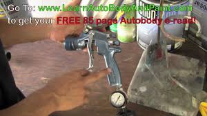 HD: How To Adjust Your Spray Gun - Auto Spray Gun Setup Tips ...