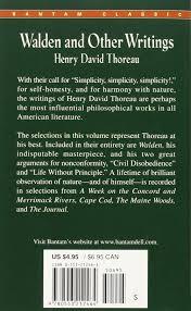 henry david thoreau simplicity essay  henry david thoreau simplicity essay