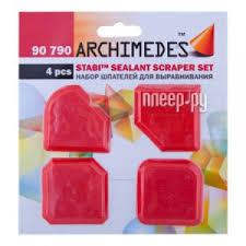 Купить Набор <b>шпателей Archimedes</b> Stabi 90790 по низкой цене ...