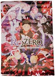 Re:Zero - Key Art Poster Rolled PSA034236: Posters ... - Amazon.com