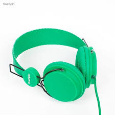 <b>Наушники TRUESPIN BASIC</b> HEADPHONE GREEN