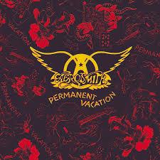 Permanent Vacation - Aerosmith - LP - Bravado