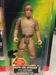 Toys & Hobbies Star Wars Bespin Luke Skywalker Kenner <b>Power</b> Of ...