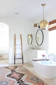 quality circle bathroom rugs small forget a little bath mat you cant go wrong with a large