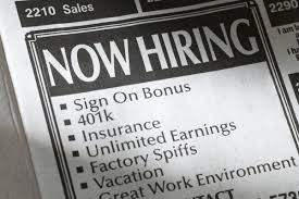 things hiring managers wish you knew careers us news a classified ad for a open job position 401 k underlined