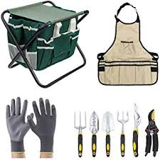 <b>Garden</b> Tool Set   <b>Garden</b> Tools Kit   <b>Gardening</b> Gloves   <b>9 Piece</b> ...