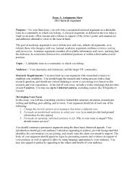 example of argumentative essay classical argument unit  cover letter example of argumentative essay classical argument unit assignmentpageargumentative research essay example