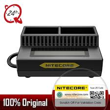 <b>1 PC best price Nitecore</b> UGP3 USB Dual slots smart charger LCD ...