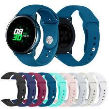 Samsung <b>Silicone</b> Wristwatch <b>Bands for</b> sale   eBay