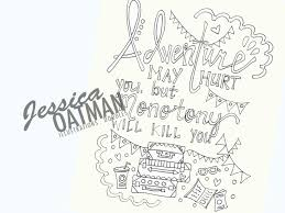 Small Picture Camper Coloring Page Coloring Pages Airstream Travel Quote