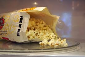 Image result for microwave popcorn