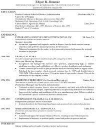 bartending resume objectives  socialsci cobartending resume objectives