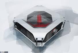 <b>BMW</b> DesignworksUSA designs compact Gaming <b>PC</b> for AS Rock