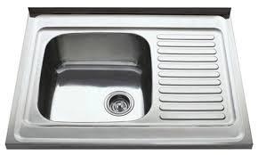 Врезная <b>кухонная мойка KAISER</b> KSS-8060L 80х60см ...