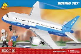 <b>Конструктор COBI</b> Самолет <b>Boeing 787</b> Dreamliner