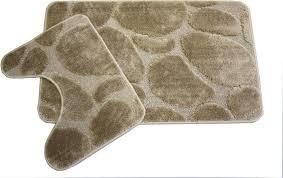 """Комплект <b>ковриков</b> для <b>ванной</b> MAC Carpet """"Фремонт: Камни ..."""