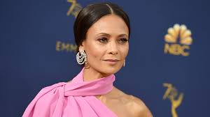 Thandie Newton Thanks God, Who She Calls 'Her,' at Emmys – Variety