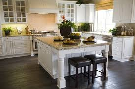 Small Picture Download Dark Wood Floors In Kitchen White Cabinets gen4congresscom