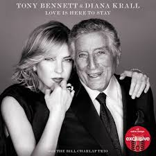 Tony Bennett & <b>Diana Krall Love</b> Is Here To Stay (Target Exclusive ...