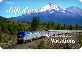 Gift Cards | Amtrak Vacations®
